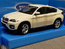 1/24 Welly BMW X6 creme 24004