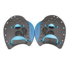 Contoured Swimming Paddles Hand Training Paddles Swimming Exercise Gloves