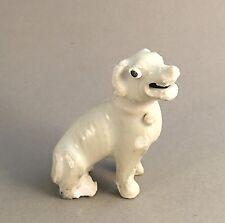 RARE Ca Mau Chinese Shipwreck Cargo Porcelain Seated Hound Dog Figure C. 1725