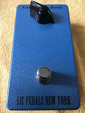 LIC Pedals Rangemaster treble boost w/OC43, and extra output, Video added