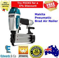 Makita Pneumatic Brad Air Nailer 18GA C1 100 Nail Capacity New Model AF505N
