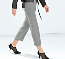 5cfebc34 Zara High Rise Trousers for Women for sale | eBay