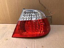 2004-2006 04 05 BMW E46 330CI 325CI M3 Right PASSENGER LED TAIL LIGHT TESTED OEM