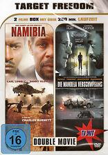 DVDD NEU/OVP - Target Freedom - Namibia / Die Mandela Verschwörung