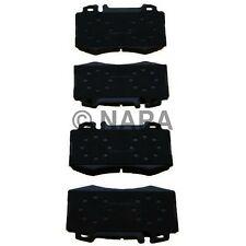 Disc Brake Pad Set-RWD Front NAPA/RAYLOC SAFETY STOP-RSS SS7723M