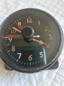Ww2 Raf Cockpit Spitfire Clock