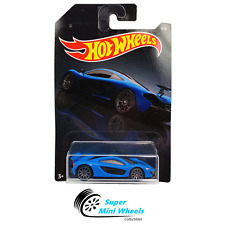 Hot Wheels - McLaren P1 (Blue) - Exotics - 2020 Walmart Exclusive H Case