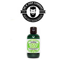 Dr K - Woodland Beard Soap Sapone da Barba Bosco 100% Naturale Handmade 100 ml
