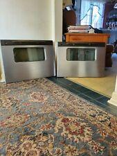 Vintage Ge wall oven stainless steel oven doors