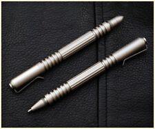 Rick Hinderer Knives Investigator Pen - Stainless Steel