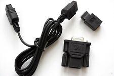 RS232 Kabelsatz für Hewlett Packard HP49g + HP48g Taschenrechner