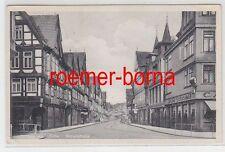 75654 Ak Celle Schustraße mit Geschäften 1935
