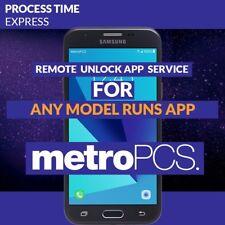 MetroPCS Android Unlock App for Alcatel Fierce 4 5056N