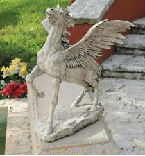 Pegasus Winged Horse Sculpture Greek Mythology Statue Contemporary Modern Art