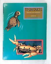 Terence by Charles Newman, Sarah Peckham rare picture book HB dust jacket used