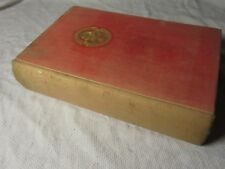 1934 The Complete WORKS of WILLIAM SHAKESPEARE Gathered in One Volume HB