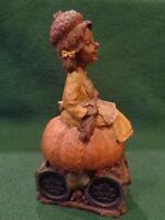 "Tom Clark Pumpkin Gnome ERMA 1986/#15/5 3/4"" Tall"