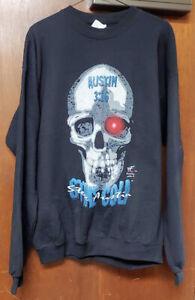 NEW Vintage Steve Austin 316 WCW 1990 Wrestling Sweat Shirt WWE WWF Size Adult L