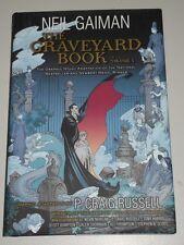 Libro cementerio Vol 1 Harper Neil Gaiman P Craig Russell Tapa Dura 9780062194817