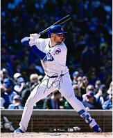 """Kris Bryant Chicago Cubs Autographed 16"""" x 20"""" Batting Stance Photograph"""