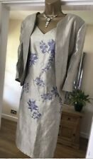 Jacques Vert special occasion mother of the bride wedding party dress suit  20