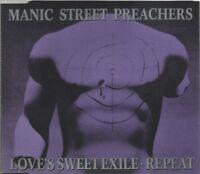 Manic Street Preachers - Love's Sweet Exile 1997 CD single