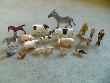 ELC AAA plastic farm animals cows, sheep, pigs, figures etc
