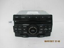 2011 Hyundai Genisis CD Sat Head Unit 96180-2M115VM5