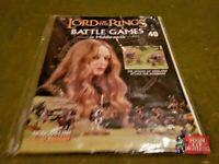 Lord of the Rings Magazine Issue 40 - Warhammer Deagostini (In Plastic)