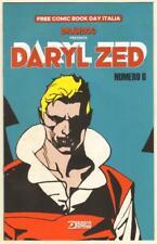 Dylan Dog presenta DARYL ZED n. 0 FREE COMIC BOOK DAY ITALIA Faraci Mari Bonelli