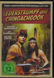 Lederstrumpf und Chingachgook  / rarer Abenteuer-Western DVD