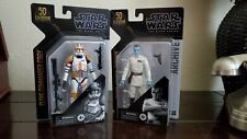 Star Wars The Black Series Archive Clone Commander Cody / General Thrawn lot
