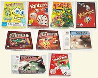 Yahtzee Deluxe Poker Texas Spongebob PC CDRom Poker Twist Teenage Mutant Turtles