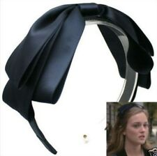 GOSSIP GIRL BLAIR HEADBAND RIBBON BOW SATIN RIBBON HAIRBAND HAIR ACCESSORY HB659