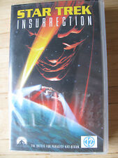 Star Trek Insurrection auf Englisch The Battle for Paradise has Begun Genial!