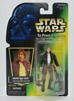 Star Wars Power of the Force POTF Han Solo Bespin Brand New Sealed Free Shipping