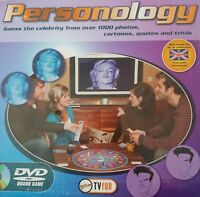 Personology DVD Board Game New Sealed