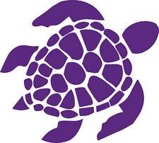 Seaside Sea Ocean Turtle wall decal vinyl sticker wall window vehicle display