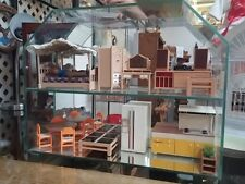 Tomy dollhouse vintage firniture