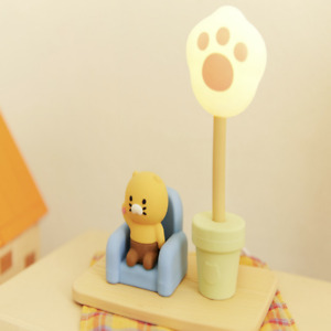 KAKAO Friends Korea Mood Light Night Lamp Portable USB New Addition