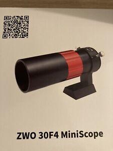zwo Mini Guide Scope 30mm F4