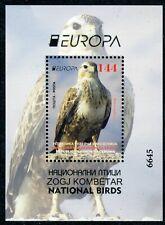 329 - MACEDONIA 2019 - Europa - National Birds - MNH Souvenir Sheet