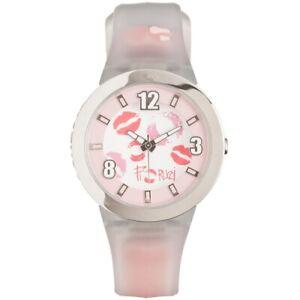 Fiorucci Uhr FR070_1 Kinderuhr Mädchen Pink Rosa Rot Children's Watch NEU & OVP