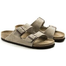 NWOB Birkenstock | Arizona Suede Leather, Taupe