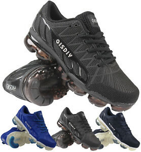 NEW MENS ABSORBING TRAINERS RUNNING SHOES CASUAL SHOCK GYM WALKING SPORTS BOOTS