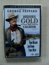 Western Klassiker - Heisses Gold aus Calador mit George Peppard
