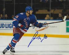 Michael Grabner Autographed Signed 8x10 Photo - w/COA - NHL NY Rangers