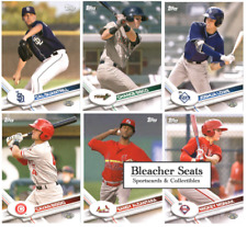 2017 Topps Pro Debut Minor League - Base Cards - Pick From Card From #'s 1-200