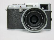 Fujifilm X Series X100 X 100 12.3MP Digital Camera - Silver