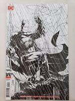 JUSTICE LEAGUE #1 (2018) DC COMICS SCOTT SNYDER! JIM LEE BATMAN BW VARIANT NM